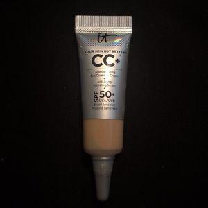 It Cosmetics CC+ cream sample size